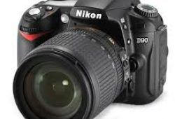 Nikon D90 Weight With Lens